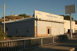 Silver King Storage, which records show is owned by Glenn A. Wilt, is on Broad Street in Globe.