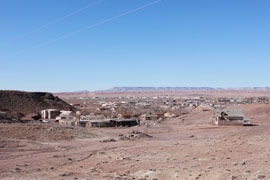 The Navajo AIDS Network is headquartered in Chinle, a town where advocates say poverty and misinformation contribute to stigma about HIV and AIDS.