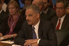 Attorney General Eric Holder has said his office vigorously investigated problems with Operation Fast and Furious. But he has also sparred often with House members, who held him in contempt in their probe.