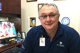 Dr. Larry Spratling, a pulmonary disease expert and chief medical officer at Banner Baywood Medical Center, says Valley fever is almost an inevitability for those living in Arizona. But many people who contract the lung disease are never diagnosed.