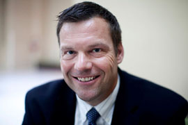 Kansas Secretary of State Kris Kobach reported few problems with the state's new requirement for voter photo identification, saying all voters were aware of the new law at precincts he visited Tuesday.