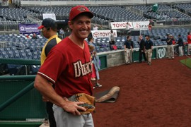 Despite its partisan set-up, the annual congressional baseball game is actually