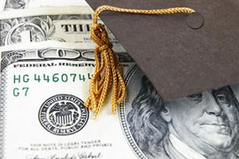 Around 885,000 Arizonans owe more than $22.6 billion in federal student loans - numbers that students and advocates fear will only get worse as a result of sharp cuts to university funding in the state budget. That debt is part of more than $1.1 trillion owed by more than 43 million Americans.