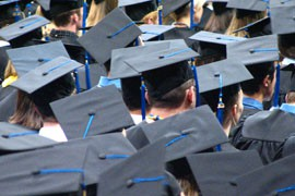 Arizona's average college loan debt - $25,618 for each student, past or present - was near the middle of state rankings, according to national student debt loan numbers recently released by the White House.