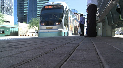 Today on Cronkite NewsWatch, our team reports on how the Latino community is helping the state economy. Plus, how Banner Hospitals are implementing new ways to make sure nurses are responding to important patient alarms. And, from our Washington D.C. Bureau, a senate budget committee hearing that could wipe-out hundreds of thousands of jobs.