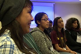 A group of Arizona teens was in Washington this week, preparing for meetings with members of Congress on whom they hope to press the importance of quick action on immigration reform. Cronkite News reporter <b>Shayne Dwyer</b> has the story.