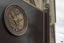 The Department of Veterans Affairs had come under fire by lawmakers who said it was not acting quickly or forcefully enough against executives charged with mismanagement.