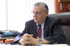 The appeals court upheld strong enforcement requirements of the lower court's order against the Maricopa County Sheriff's Office in part because Sheriff Joe Arpaio and his office had violated parts of a preliminary injunction by the lower court.