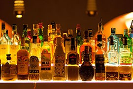 Experts pointed to several factors affecting the rate of alcohol-related deaths in a state, including distance from medical care in rural states. But one said that while its hard to pin down a cause, there are many negative effects from problems of alcoholism in a state.