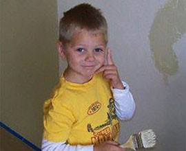 Cody Thomson's son, Brenan, was 6 when he drowned in a canal near the family's Gilbert home in 2011. The incident prompted Thomson to push for water-safety regulations to be extended to the state's many canals.