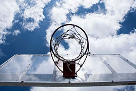 Basketball is a way of life for indigenous communities in the Mexican state of Chiapas, where the game is often a featured part of religious and cultural festivals.
