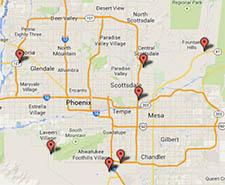 Phoenix-area casinos