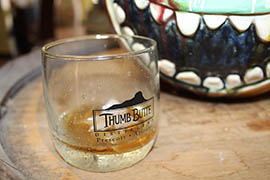 Thumb Butte Distillery crafts gin, whiskey, vodka and rum.
