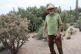 Lee Brownson, executive director of Wallace Desert Gardens, said the agreement to relocate much of the collection to a state park stems from an endowment created to sustain the collection of Henry B. Wallace running out.