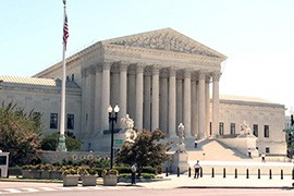 The Supreme Court will hear at least two cases from Arizona in its next term, and could take up more. Experts say that level of activity before the court is unusual for state Arizona's size.