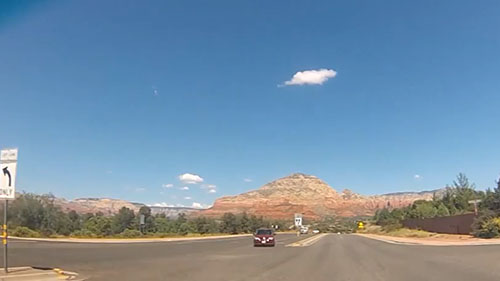Police are policing the callers in Sedona, where they are on the lookout for people using handheld devices behind wheel and pulling them over. Taking your eyes off the road for a few seconds can be dangerous at highway speeds, as Cronkite News' <b>Jacqueline Pulido</b> reports.
