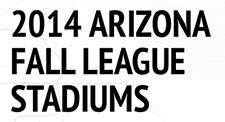 Fall League stadiums