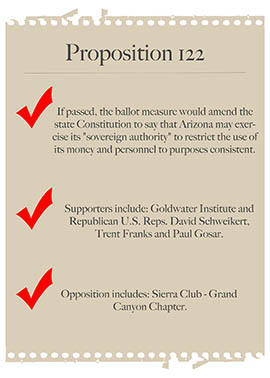 Click on the image to review a graphic with key facts about Proposition 122.
