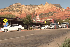 A new Sedona ordinance forbids all cellphone use while driving except with a hands-free device.
