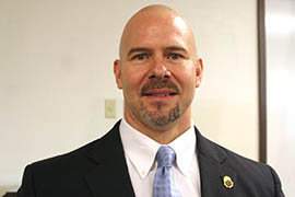 Doug Coleman, Drug Enforcement Administration special agent for Phoenix, said he hopes a new system allowing people to offer anonymous tips by text or an online form will help his office combat illicit use of prescription drugs that often leads to heroin use.