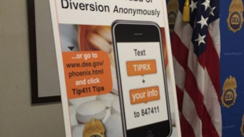 Arizona is sixth in the nation for prescription drug misuse - which the Drug Enforcement Administration calls a gateway to heroin - in those over age 12. Reporter <b>Megan Thompson</b> shows how to help stem the problem with as little as a text message.