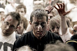 Undead? Unconcerned in Arizona, which scored well on not one, but three different creatively constructed reports that ranked places on which are best for surviving a zombie apocalypse.