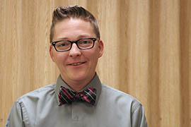 Kelley Dupps, training director for HERO, or Human and Equal Rights Organizers, said a pending decision by the 9th U.S. Circuit Court of Appeals on same-sex marriage bans in Nevada and Idaho could end Arizona's ban.