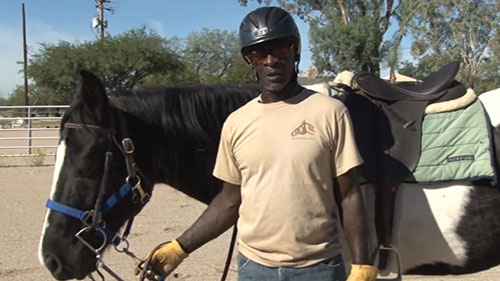 Therapeutic Riding of Tucson offers a program called Heroes on Horses, which is aimed at helping Veterans recover from injuries. Reporter <b>Megan Guthrie</b> spoke with riders about how the horses played an important role in their healing.