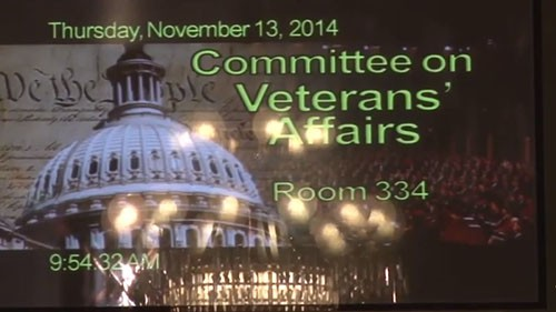 Earlier this year, the House Committee on Veterans' Affairs gave the VA secretary power to fire executives who have acted wrongly or ineffectively. At Thursday's hearing, they demanded to know why action has not yet been taken. Cronkite News' <b>Brittany Bade</b> reports.