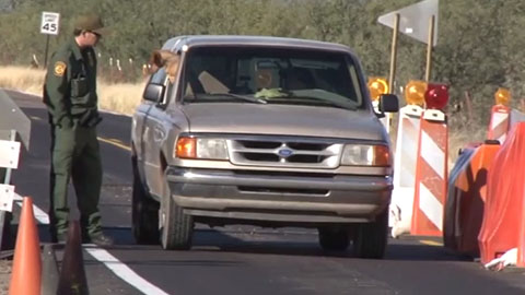 In the small, southern Arizona town of Arivaca, residents have had to go through a supposedly temporary Border Patrol checkpoint for seven years now. Reporter <b>Analise Ortiz</b> says that while some welcome the security of having a Border Patrol presence, others say it's time for the checkpoint to go.