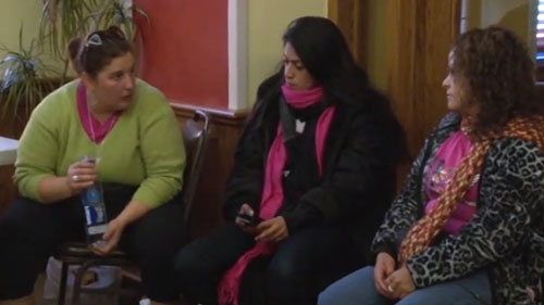 The undocumented mothers in the group Dreamers' Moms went without food, some for more than two weeks, to draw attention to immigration issues. They broke the fast when the president announced his plan for executive action. Reporter <b> Stephen Hicks </b> spoke with fasters at a church in the nation's capitol.