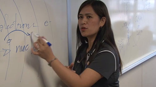 To address its teacher shortage, Casa Grande Union High School District looked beyond the state - and the country - for new recruits. Reporter <b> Angelie Meehan </b> spoke with one of the new hires, who came to Casa Grande from the Philippines.