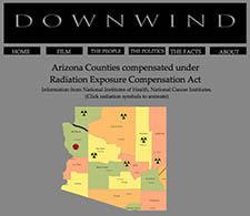 Downwinders Documentary Site