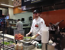 The Whole Foods company recently posted a record $3.3 billion in sales, opened 13 new stores and expanded into seven new markets last year.