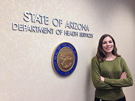 Jessica Rigler, chief of the Bureau of Epidemiology and Disease Control at the Arizona Department of Health Services, said many of those attending the Pro Bowl, Super Bowl and Waste Management Phoenix Open will come from places where flu has been widespread for some time.