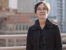 Sarah Porter, former executive director of the Arizona Audubon Society, is director of the Kyl Center for Water Policy at Arizona State University's Morrison Institute for Public Policy.