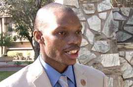 Rep. Reginald Bolding, D-Phoenix, introduced a bill to require every peace officer in Arizona to wear a camera that records audio and video while performing duties that are likely to result in a criminal investigation or arrest.