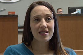 AAA Arizona spokeswoman Michelle Donati says the organization is pinning its hopes for a law curbing distracted driving caused by wireless devices on a proposed ban for drivers under age 18.