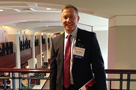 Mesa Mayor John Giles said treating addicts more as criminals than