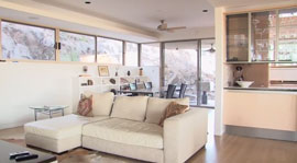 With Super Bowl XLIX right around the corner, some valley residents are renting out their homes for big dollars. One Paradise Valley property is drawing attention with it's unique art and stunning views, not to mention the $6,500 a night price tag paid for it during this week.