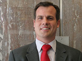 Rep. Warren Petersen, R-Gilbert, shown in this 2012 photo, wants Arizona voters to decide whether to scrap public financing for campaigns and use the money instead for education.