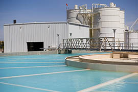 The Yuma Desalting Complex opened in 1992 to treat agriculture runoff under an agreement with Mexico on rights to Colorado River water. While it has been tested, there has yet to be a need to run the plant.