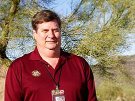 Tom McMahon is invasive species coordinator for the Arizona Game and Fish Department.