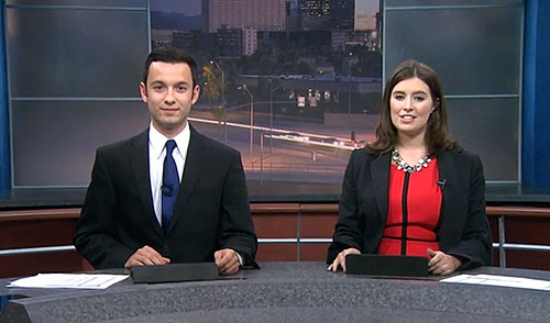In this episode of Cronkite News, the Arizona state legislature remains focused on public education, with a handful of bills on the table that could eliminate the Common Core and impact standardized testing. Meanwhile, the feud between Gov. Doug Ducey and Superintendent of Public Instruction Diane Douglas gets national attention.