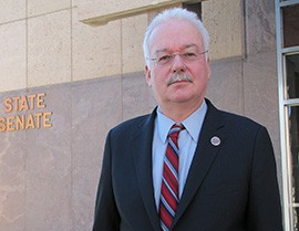 Sen. John Kavanagh, R-Fountain Hills, wants to create a do-not-call list so Arizonans can opt out of receiving political robocalls.