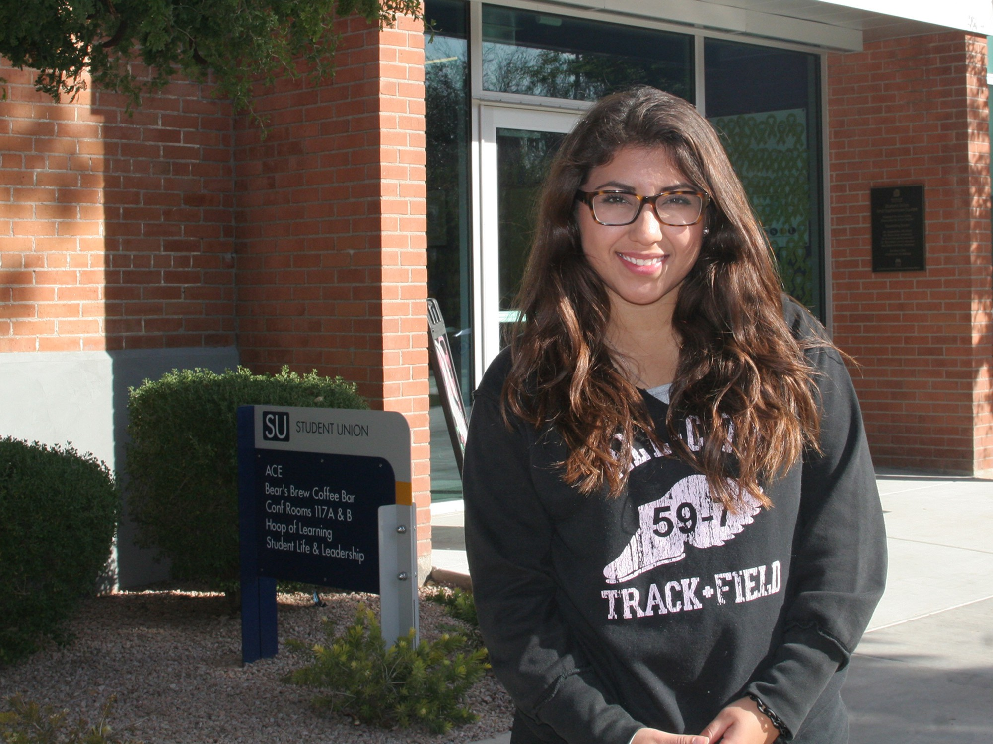Phoenix College student Yanneth Arizpe said free tuition for two years would be