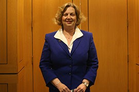 Arizona Corporation Commission Chairman Susan Bitter Smith told the Federal Energy Regulatory Commission that there is