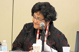 Yuma County Supervisor Lenore Stuart, who heads the National Association of Counties' Immigration Reform Task Force, said immigration is a