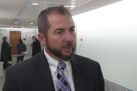 John Dodson, one of the former ATF workers who exposed the agency's botched ''Operation Fast and Furious,'' said he hopes the new Senate caucus can give other whistleblower protection he did not get.