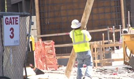 A new report reveals Arizona lost more construction jobs than any other state in the nation last year. While there won't be any steep gains in 2015, the employment outlook of the industry is expected to improve slowly.